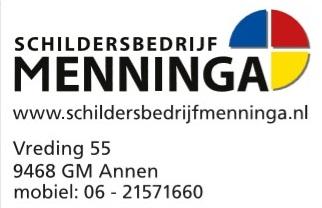 Schildersbedrijf Menninga